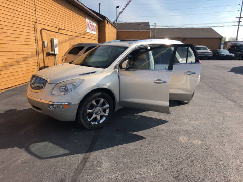 2008 Buick Enclave for sale at American Auto Group LLC in Saginaw MI