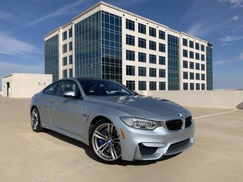 2015 BMW M4 for sale at SIGNATURE Sales & Consignment in Austin TX