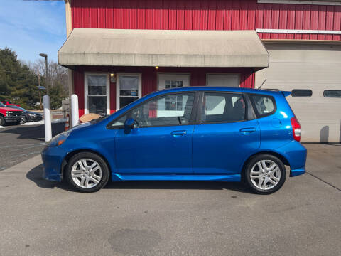 2008 Honda Fit for sale at JWP Auto Sales,LLC in Maple Shade NJ