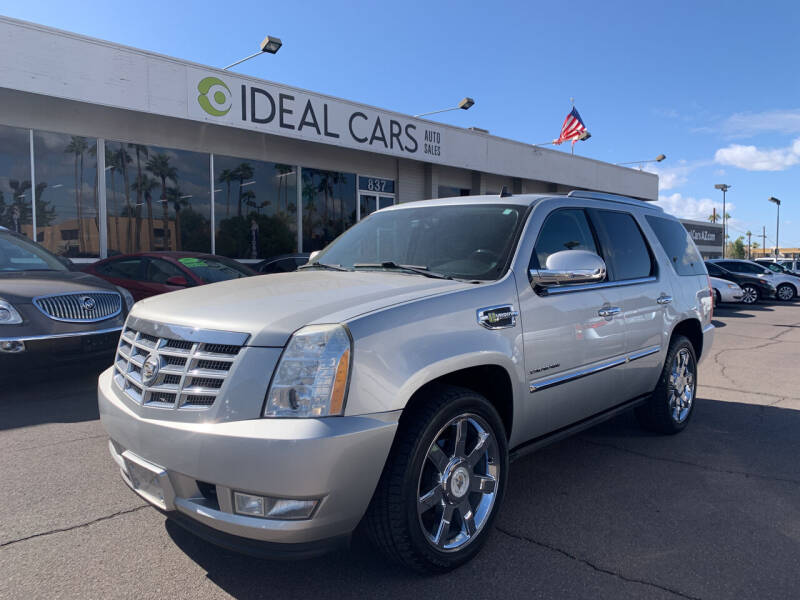 2010 Cadillac Escalade Hybrid for sale at Ideal Cars in Mesa AZ