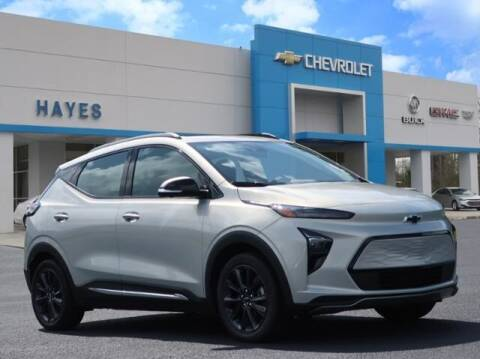 2022 Chevrolet Bolt EUV for sale at HAYES CHEVROLET Buick GMC Cadillac Inc in Alto GA