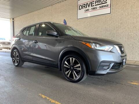 2020 Nissan Kicks for sale at Drive Pros in Charles Town WV