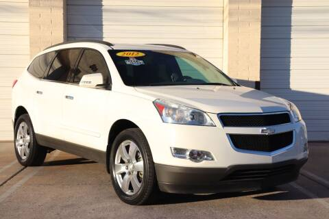 2012 Chevrolet Traverse for sale at MG Motors in Tucson AZ