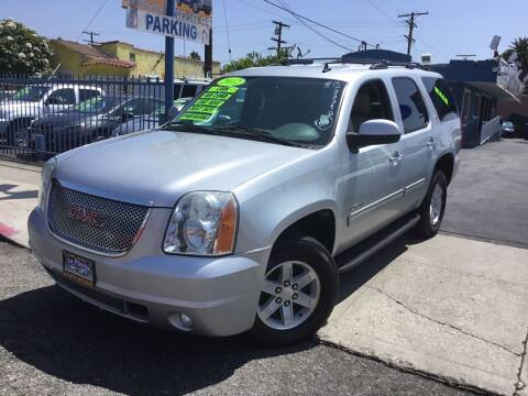 2012 GMC Yukon for sale at LA PLAYITA AUTO SALES INC in South Gate CA