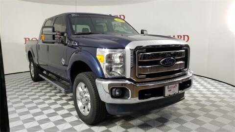 2016 Ford F-250 Super Duty for sale at BOZARD FORD in Saint Augustine FL