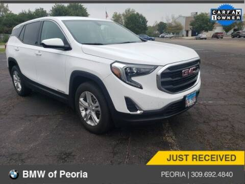 2018 GMC Terrain for sale at BMW of Peoria in Peoria IL