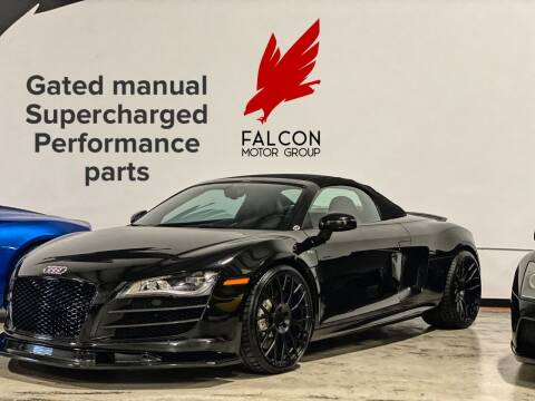 2011 Audi R8 for sale at FALCON MOTOR GROUP in Orlando FL