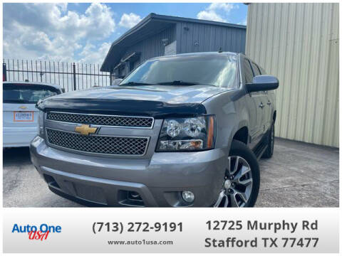 2009 Chevrolet Suburban for sale at Auto One USA in Stafford TX
