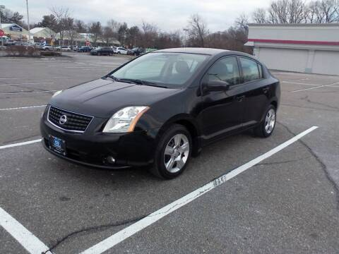 2008 Nissan Sentra for sale at B&B Auto LLC in Union NJ