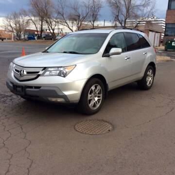 2008 Acura MDX for sale at AROUND THE WORLD AUTO SALES in Denver CO
