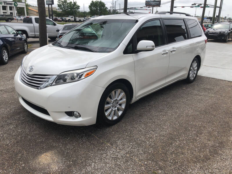 2015 Toyota Sienna for sale at Advance Auto Wholesale in Pensacola FL