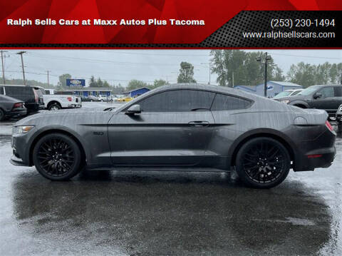 2015 Ford Mustang for sale at Ralph Sells Cars at Maxx Autos Plus Tacoma in Tacoma WA