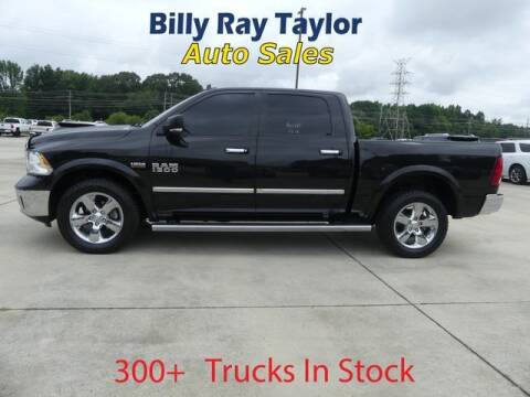 2016 RAM Ram Pickup 1500 for sale at Billy Ray Taylor Auto Sales in Cullman AL