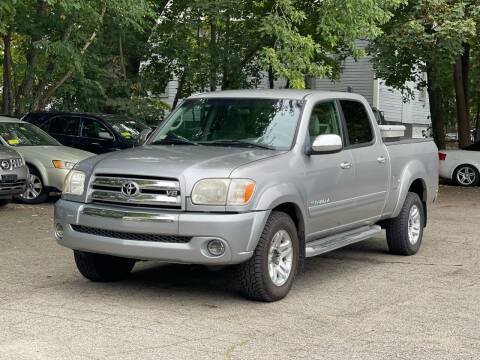 2006 Toyota Tundra for sale at Emory Street Auto Sales and Service in Attleboro MA