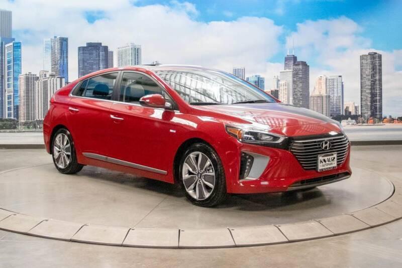 2019 Hyundai Ioniq Hybrid for sale in Lake Bluff, IL