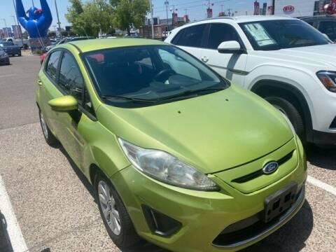 2012 Ford Fiesta for sale at Camelback Volkswagen Subaru in Phoenix AZ
