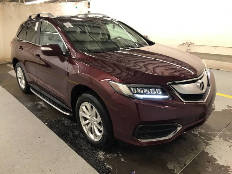 2016 Acura RDX for sale at Fast Lane Direct in Lufkin TX
