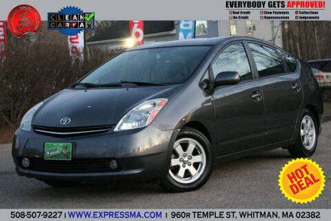 2007 Toyota Prius for sale at Auto Sales Express in Whitman MA