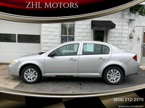2007 Chevrolet Cobalt for sale at ZHL Motors in House Springs MO