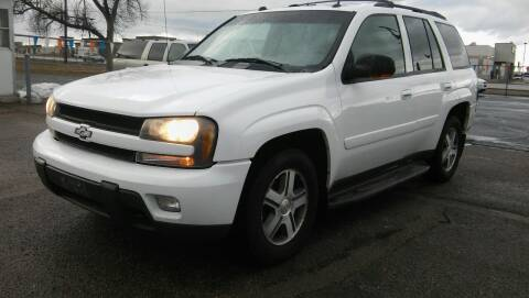 2005 Chevrolet TrailBlazer for sale at Motor City Idaho in Pocatello ID