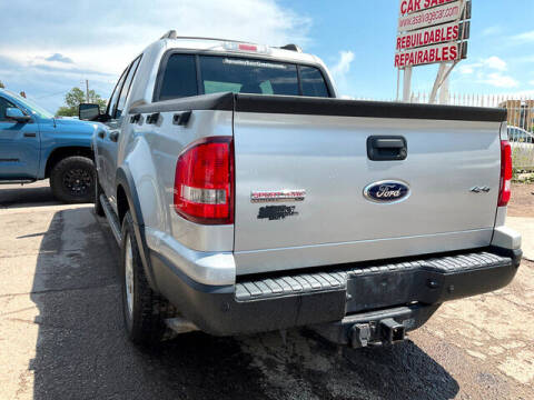 2009 Ford Explorer Sport Trac for sale at ELITE MOTOR CARS OF MIAMI in Miami FL