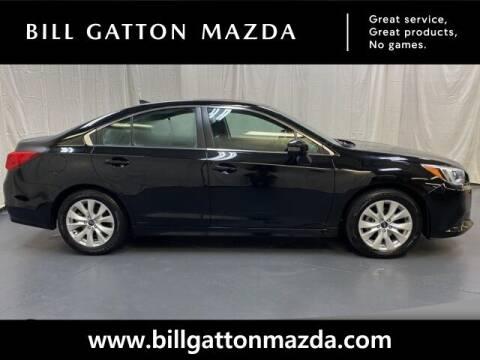 2017 Subaru Legacy for sale at Bill Gatton Used Cars - BILL GATTON ACURA MAZDA in Johnson City TN