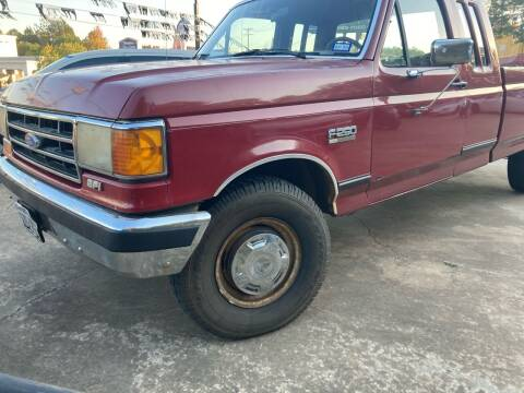 1989 Ford F-250 for sale at Peppard Autoplex in Nacogdoches TX
