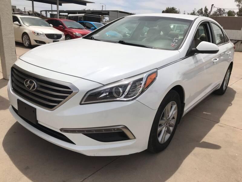 2015 Hyundai Sonata for sale at Town and Country Motors in Mesa AZ