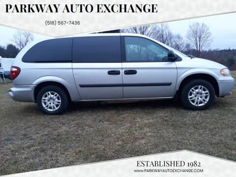2005 Dodge Grand Caravan for sale at Parkway Auto Exchange in Elizaville NY