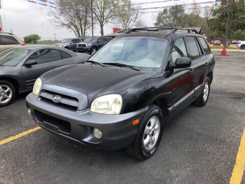 2006 Hyundai Santa Fe for sale at John 3:16 Motors in San Antonio TX