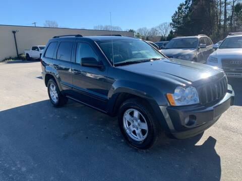 2007 Jeep Grand Cherokee for sale at EMH Imports LLC in Monroe NC