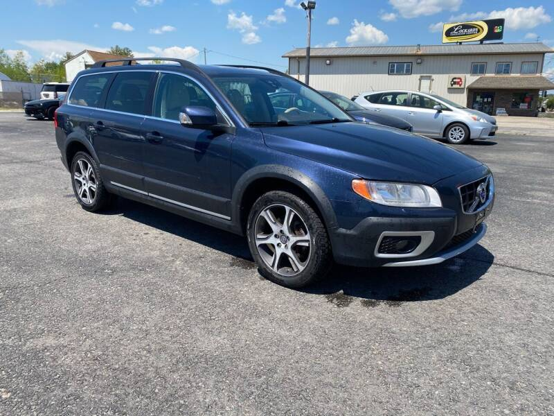 2013 Volvo XC70 for sale at Riverside Auto Sales & Service in Portland ME