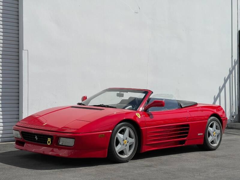 1995 Ferrari 348 for sale at Corsa Exotics Inc in Montebello CA