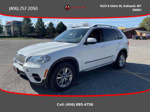 2013 BMW X5 for sale at Auto Solutions in Kalispell MT