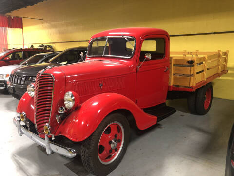 1937 Ford 1 TON & 1/2 for sale at JMAC in Attleboro MA