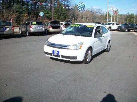 2008 Ford Focus for sale at Auto Images Auto Sales LLC in Rochester NH