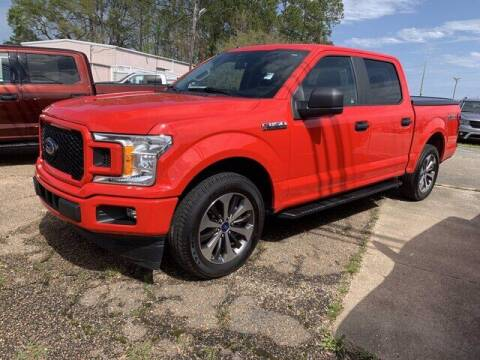 2019 Ford F-150 for sale at CROWN  DODGE CHRYSLER JEEP RAM FIAT in Pascagoula MS