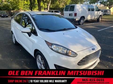2017 Ford Fiesta for sale at Ole Ben Franklin Mitsbishi in Oak Ridge TN