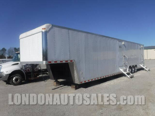 2008 Pace 48GN Portable 13-Shower Trailer for sale at London Auto Sales LLC in London KY