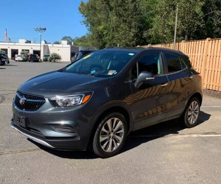 2018 Buick Encore for sale at Caulfields Family Auto Sales in Bath PA