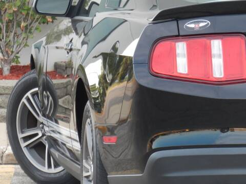 2010 Ford Mustang for sale at Moto Zone Inc in Melrose Park IL