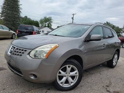 2009 Nissan Rogue for sale at J's Auto Exchange in Derry NH