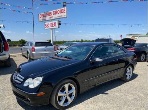 2005 Mercedes-Benz CLK for sale at Dealers Choice Inc in Farmersville CA