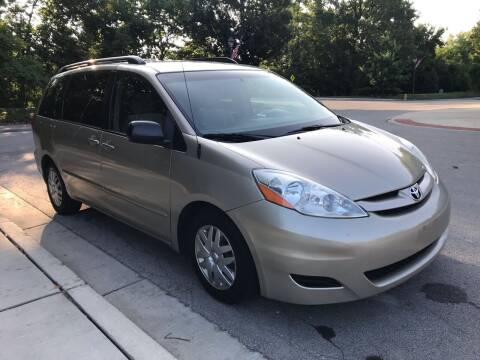 2008 Toyota Sienna for sale at Third Avenue Motors Inc. in Carmel IN