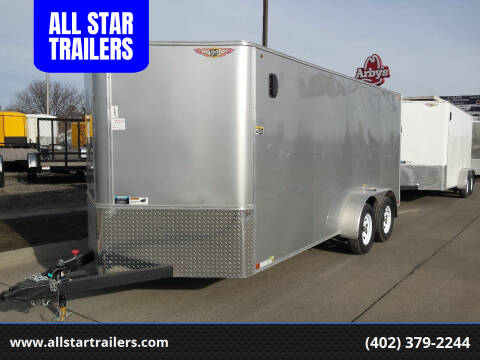 2020 H&H 16 FOOT CARGO for sale at ALL STAR TRAILERS Cargos in , NE