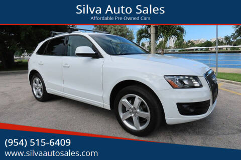 2012 Audi Q5 for sale at Silva Auto Sales in Pompano Beach FL