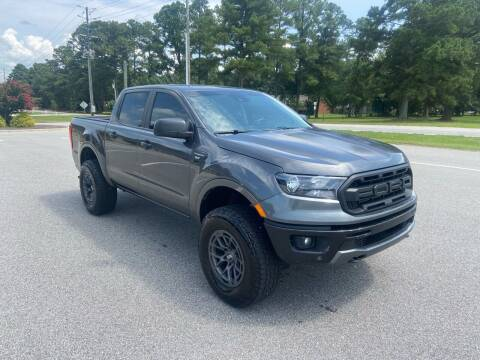 2019 Ford Ranger for sale at Carprime Outlet LLC in Angier NC