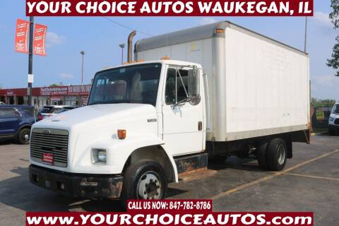 2001 Freightliner FL60 for sale at Your Choice Autos - Waukegan in Waukegan IL