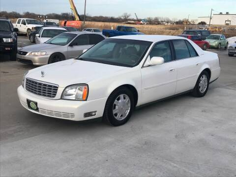 2004 Cadillac DeVille for sale at Casey's Auto Detailing & Sales in Lincoln NE