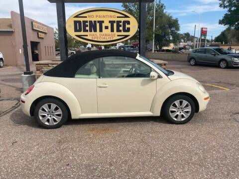 2009 Volkswagen New Beetle Convertible for sale at iDrive Auto Works in Colorado Springs CO